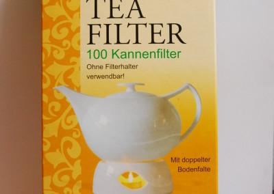 Filtr papierowy do czajnika
