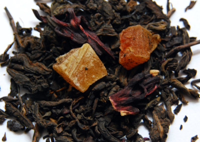 Pu-erh Grapefruit